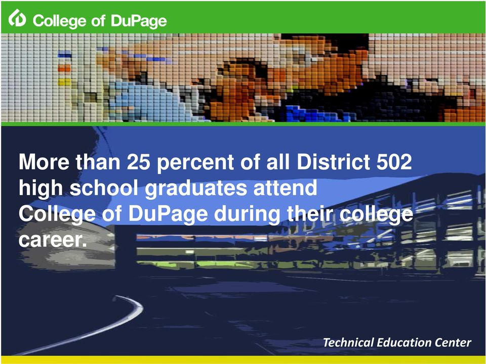 graduates attend College of DuPage