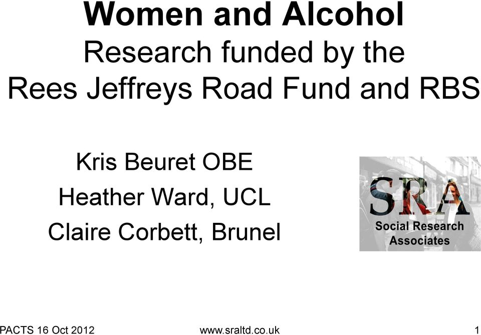 Beuret OBE Heather Ward, UCL Claire