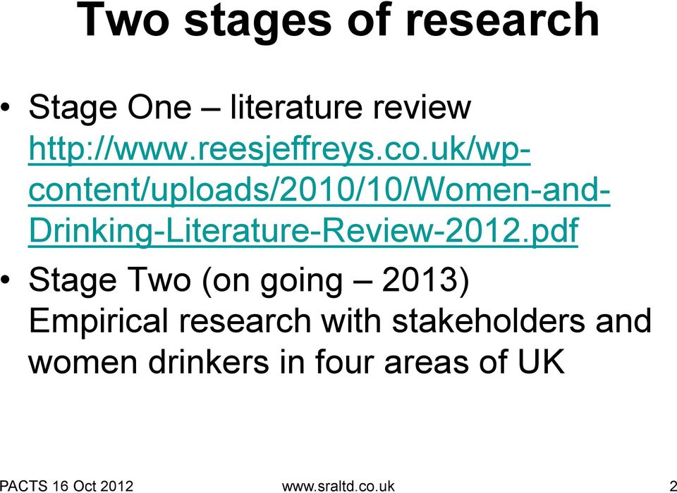 uk/wp- content/uploads/2010/10/women-and- Drinking-Literature-Review-2012.