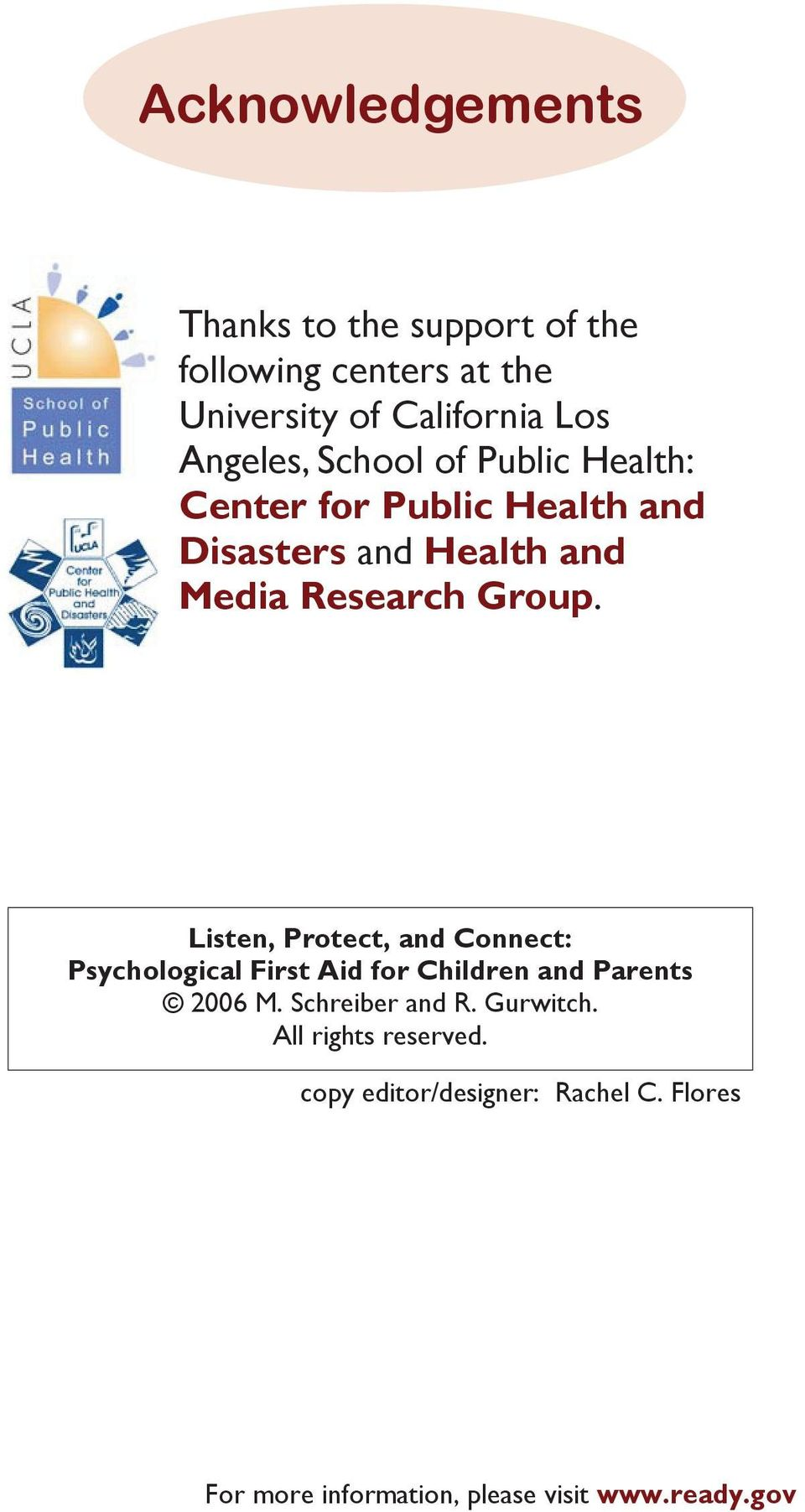 Health and Media Research Group.