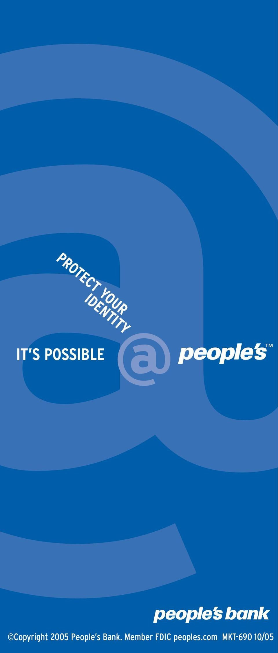People s Bank.