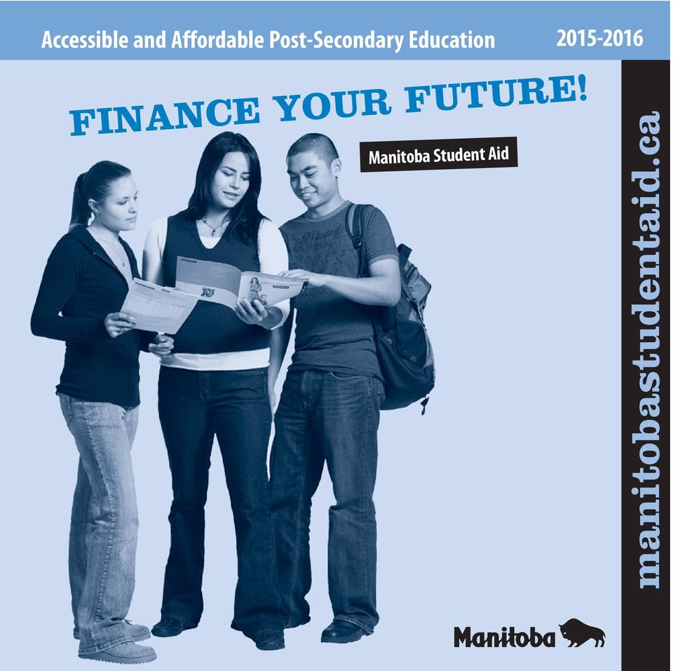 2015-2016 FINANCE YOUR FUTURE!