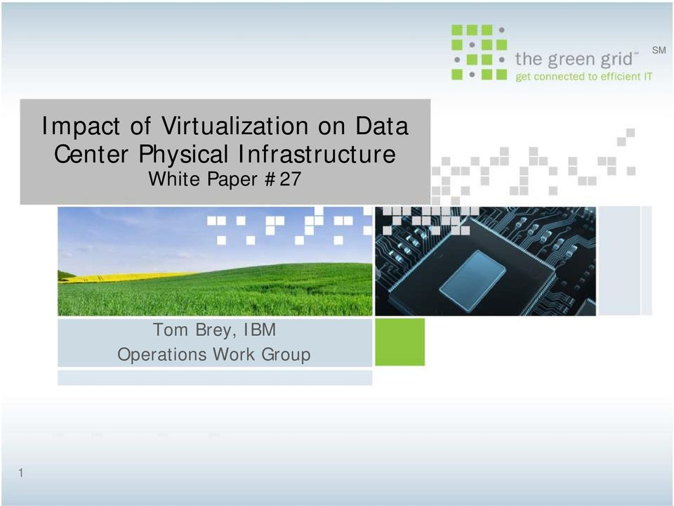 the impact of virtualization on data processing On the impact of virtualization  to understand the implications of system  virtualization on data-  when a vm is created, qemu (the userspace process  that.