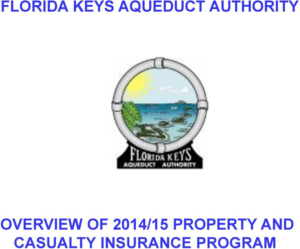 2014/15 PROPERTY AND