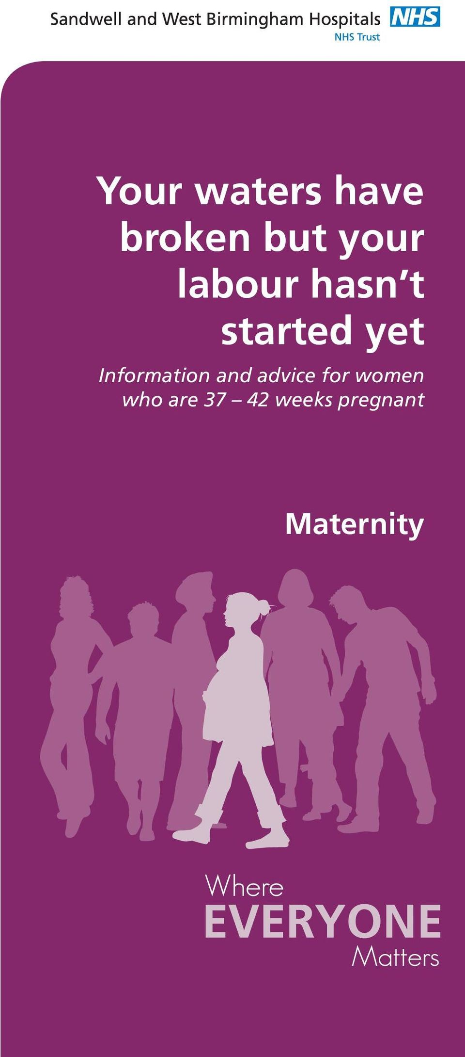 Information and advice for women
