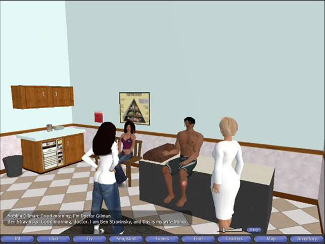 The Power of Virtual Worlds in Education 3 Immersion New Hope, Virtual Hallucinations: Students become part of the concepts being taught when immersed in the sounds and sights of the experience.