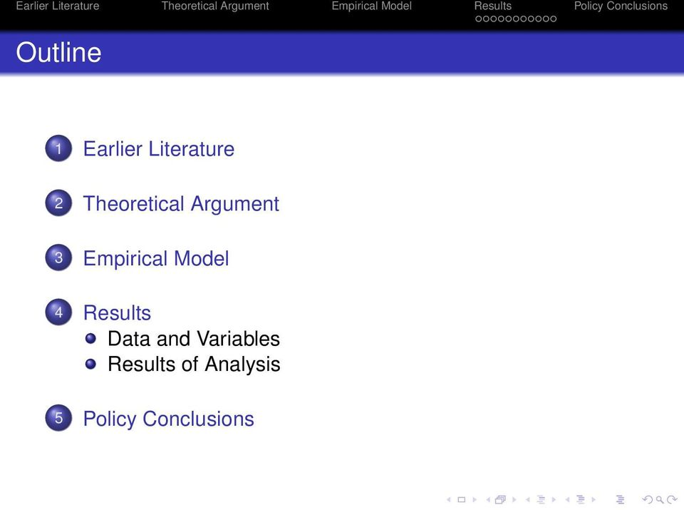 Model 4 Results Data and Variables