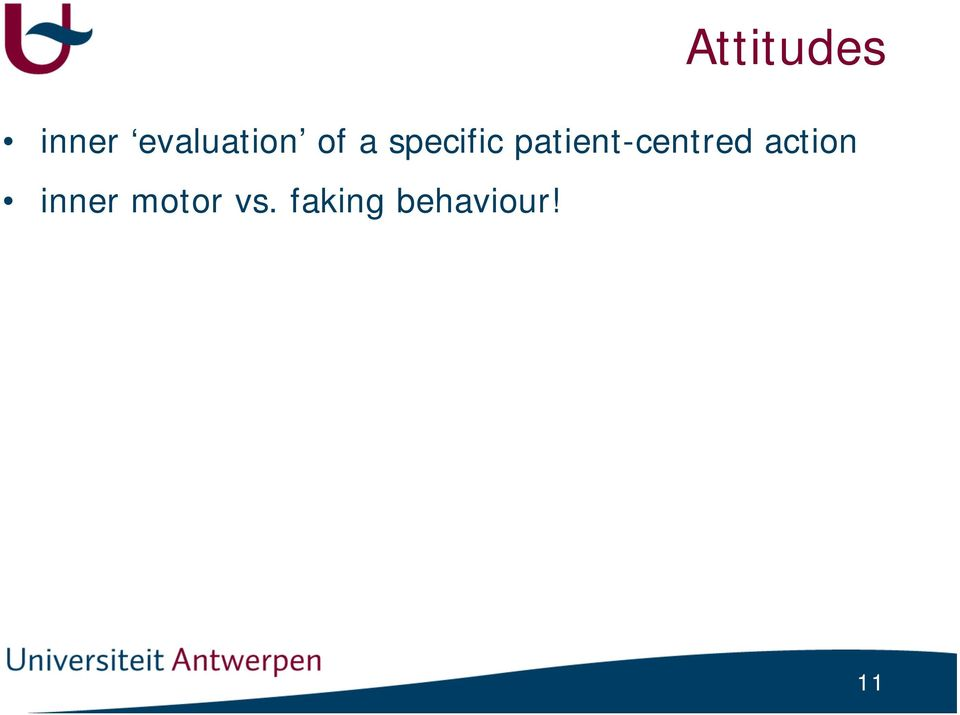 patient-centred action