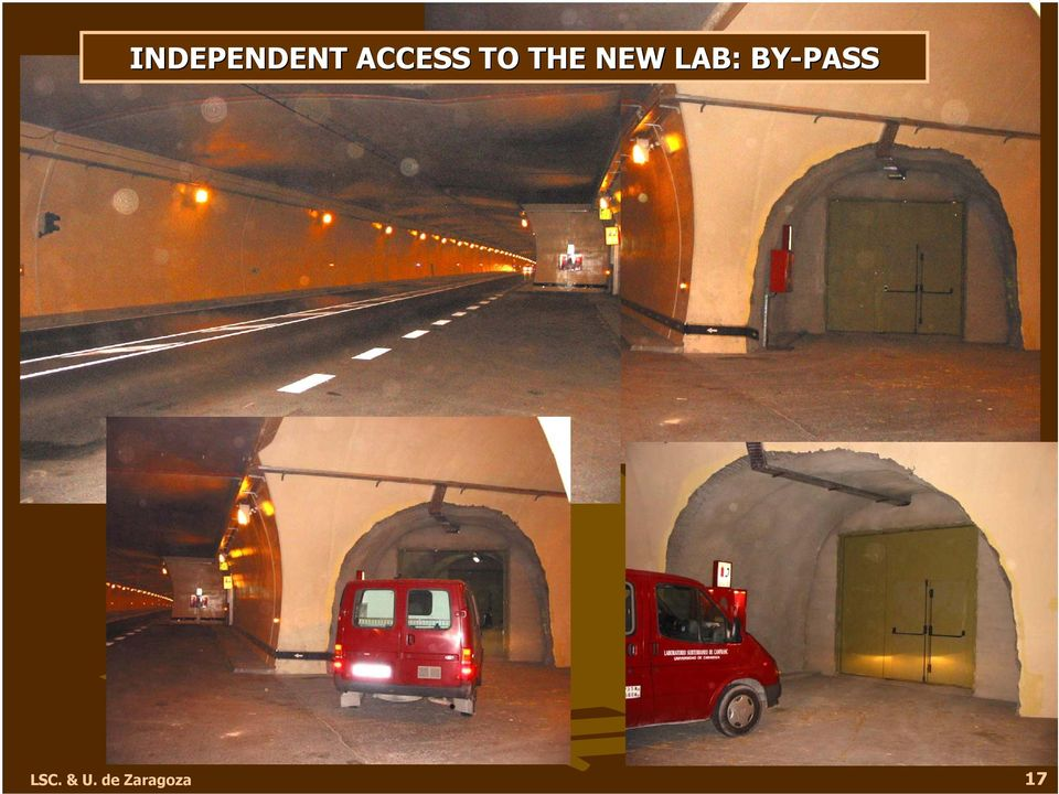NEW LAB: BY-PASS