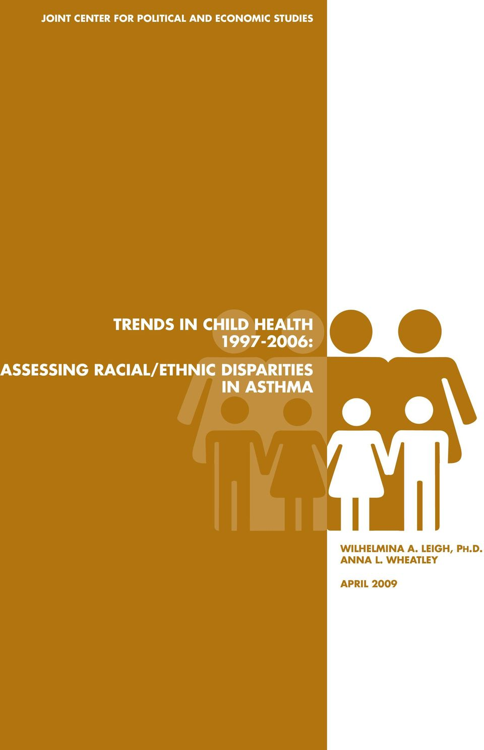 Assessing Racial/Ethnic Disparities in asthma