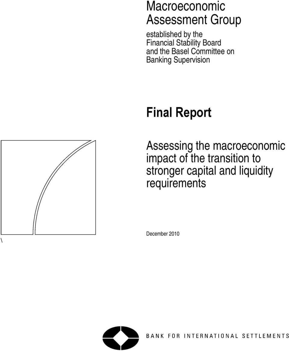 Final Report Assessing the macroeconomic impact of the