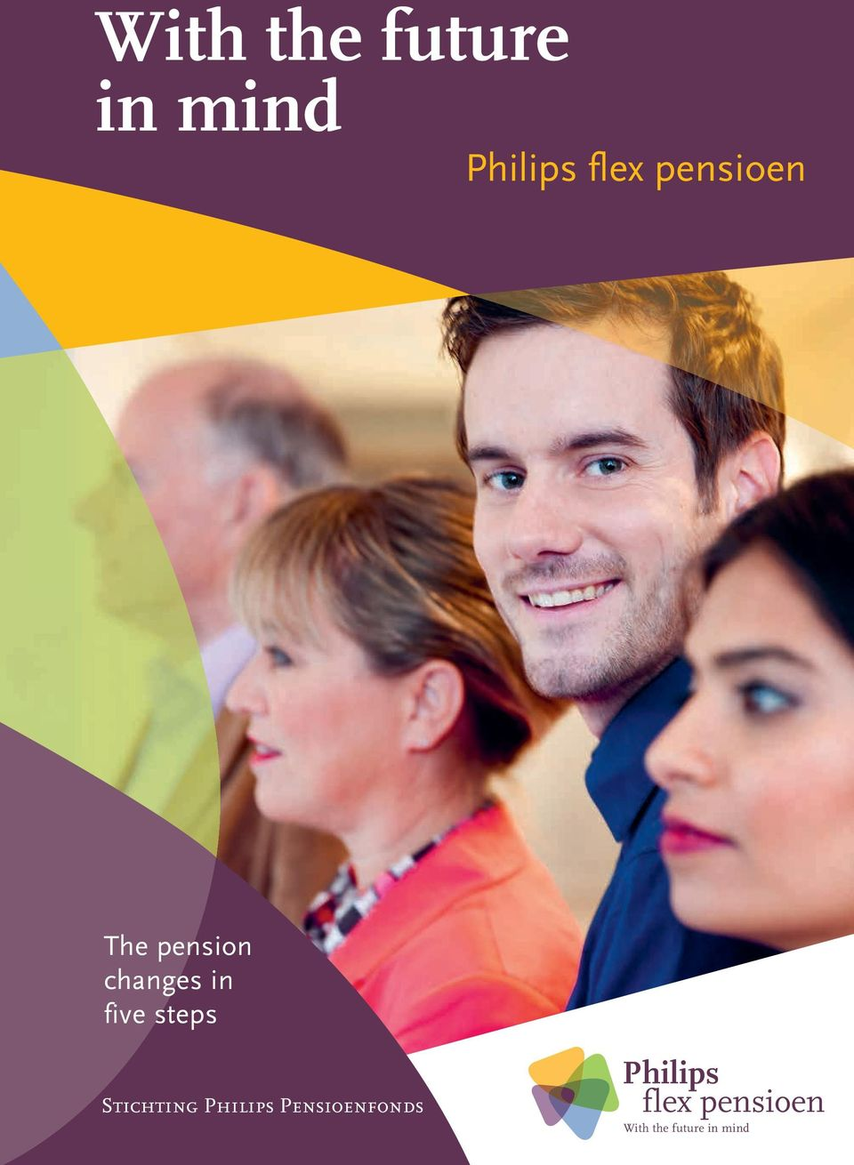 pension changes in five steps Stichting Philips
