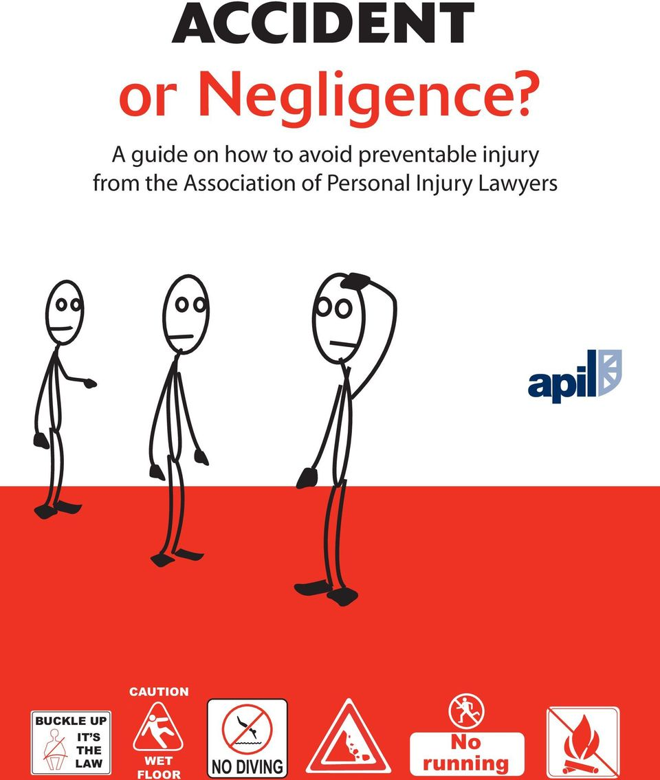 from the Association of Personal Injury