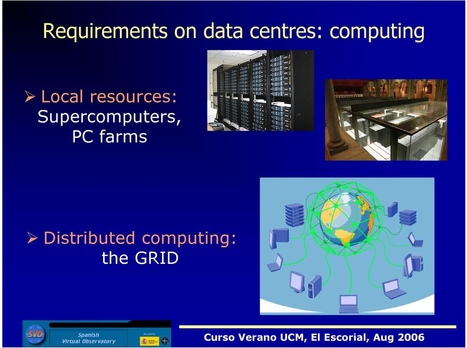 resources: Supercomputers,
