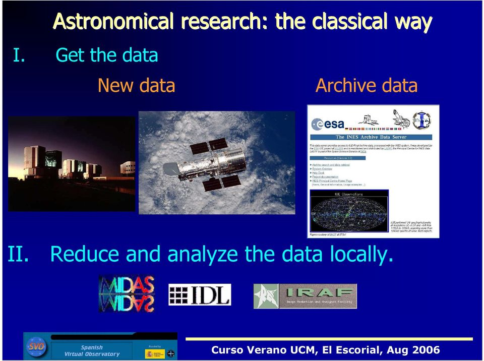 Get the data New data Archive