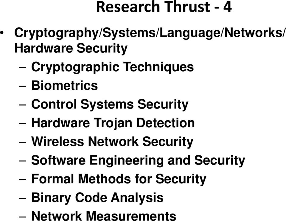 Hardware Trojan Detection Wireless Network Security Software Engineering