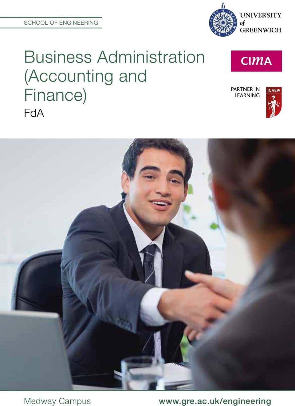 (Accounting and Finance) FdA