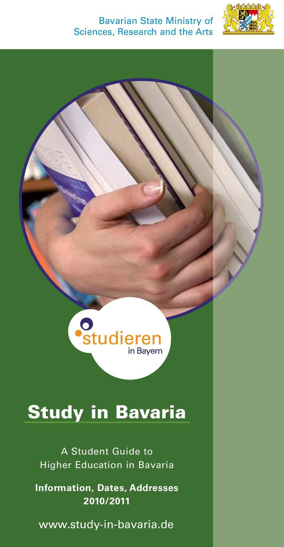 Student Guide to Higher Education in Bavaria