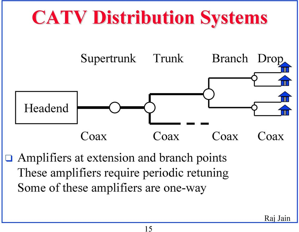 extension and branch points These amplifiers