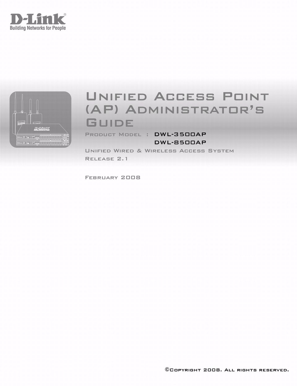 Unified Wired & Wireless Access System Release