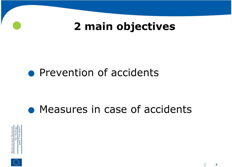 accidents Measures