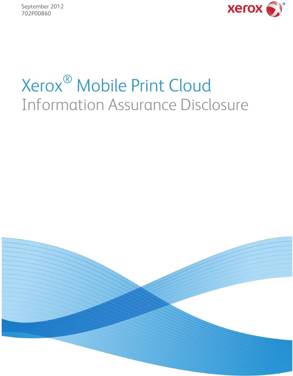 Mobile Print Cloud