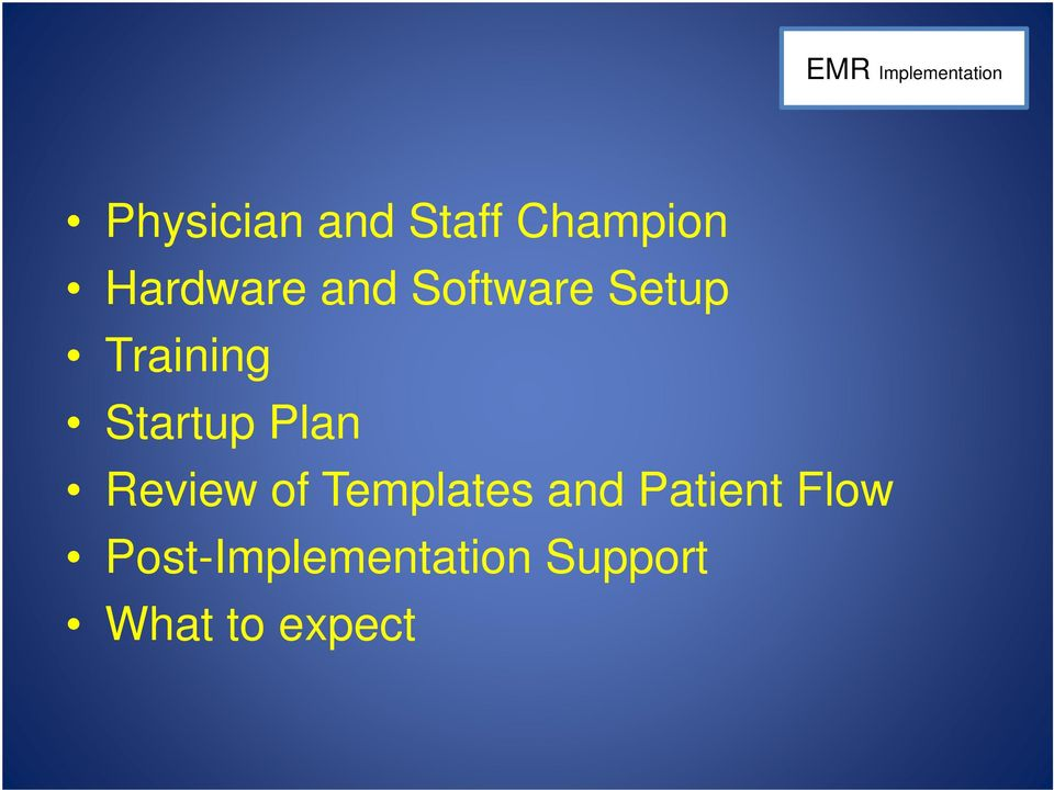 Plan Review of Templates and Patient