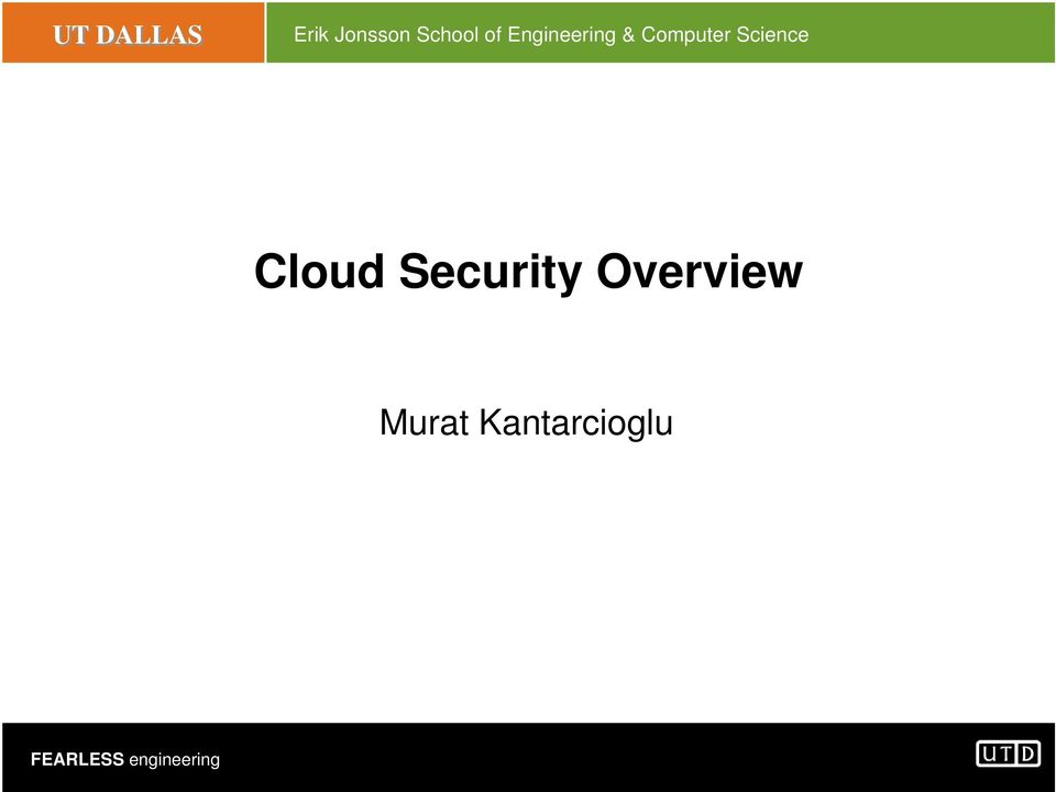 Computer Science Cloud