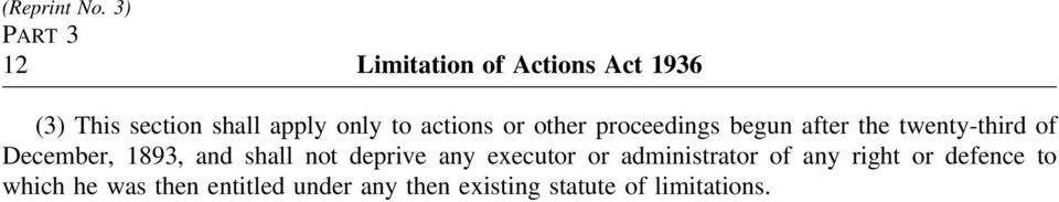 1893, and shall not deprive any executor or administrator of any right or