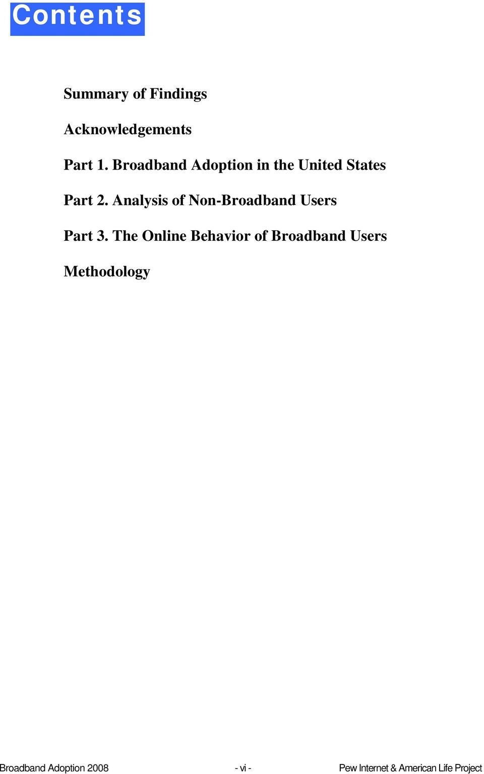 Analysis of Non-Broadband Users Part 3.
