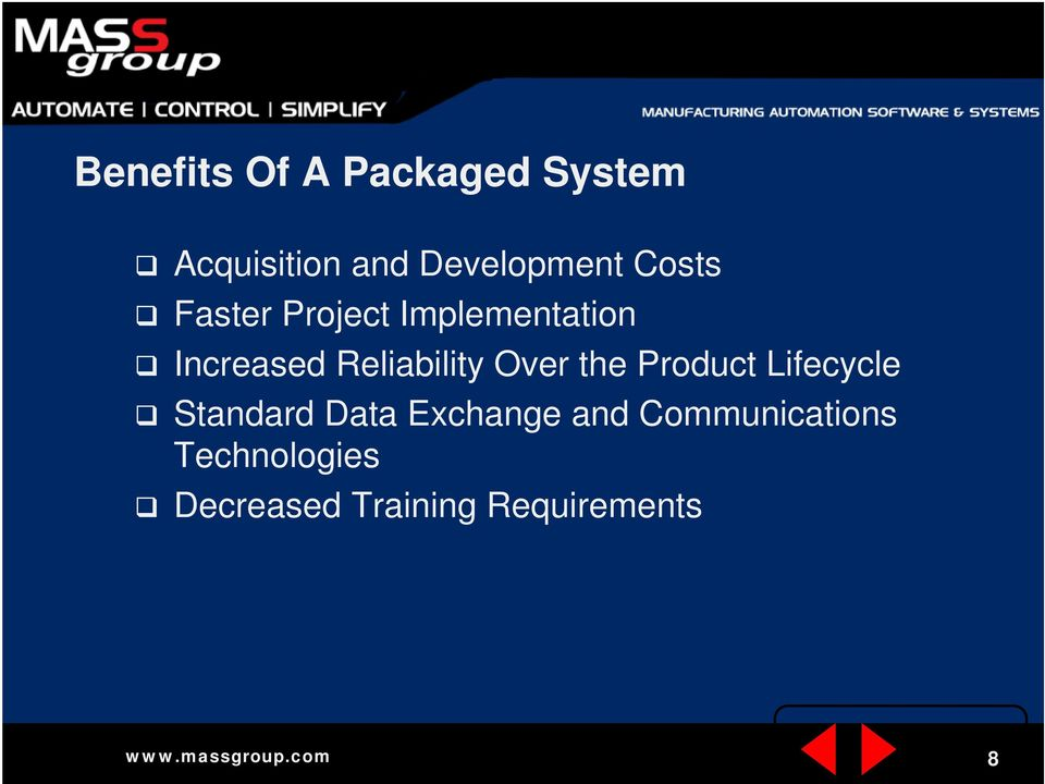 Over the Product Lifecycle Standard Data Exchange and