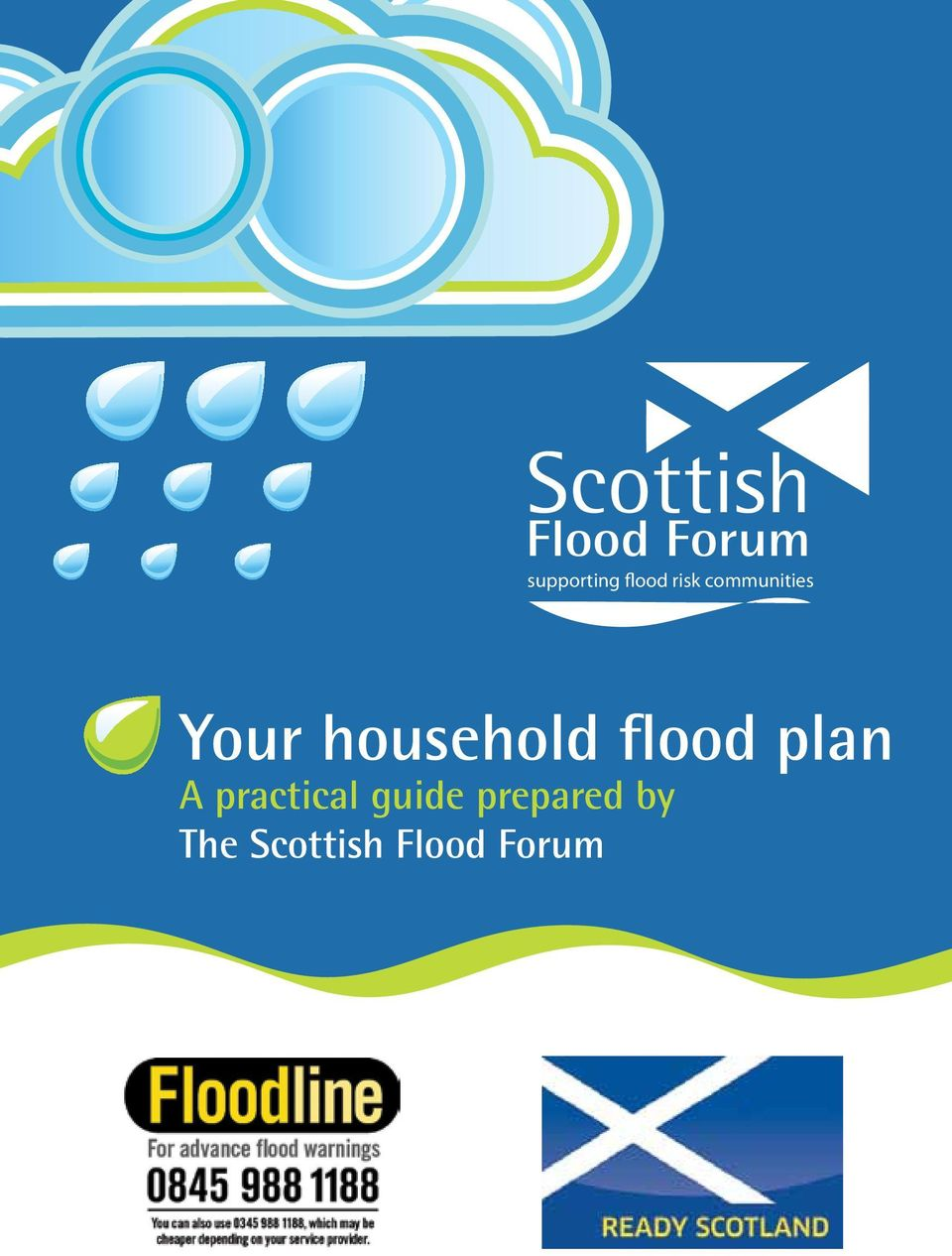 household flood plan A practical