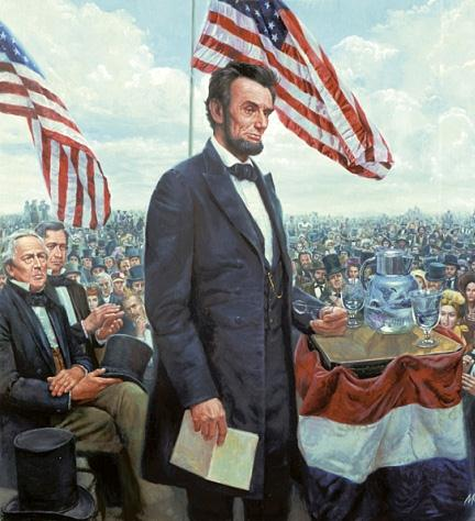 Abraham Lincoln s Second Inaugural Address As the Civil War was ending, President Lincoln promised a Reconstruction Plan for the Union with malice towards none and