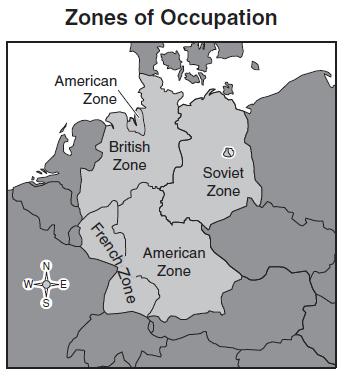 The occupied areas shown in this map became the countries of A Bosnia and Serbia B