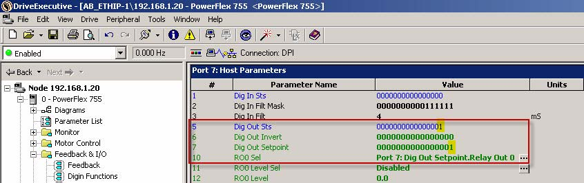 powerflex 525 manual fault codes