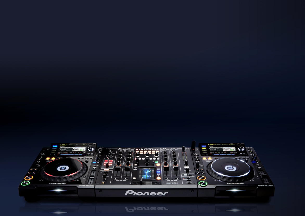 DJM-2000 FUTUROLOGY  Professional performance, for the next