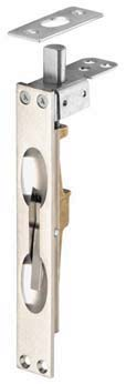 Lever action flush bolt For timber doors Manual locking and release With lever arm Tested to UL R4942 Width: 25.5 mm Height: 171.5 mm Stroke (a): 19.