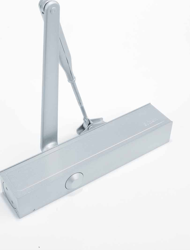 Door Closers The Briton overhead door closer range provides a multi-level approach to door closing solutions to suit all projects, door applications and budgets.
