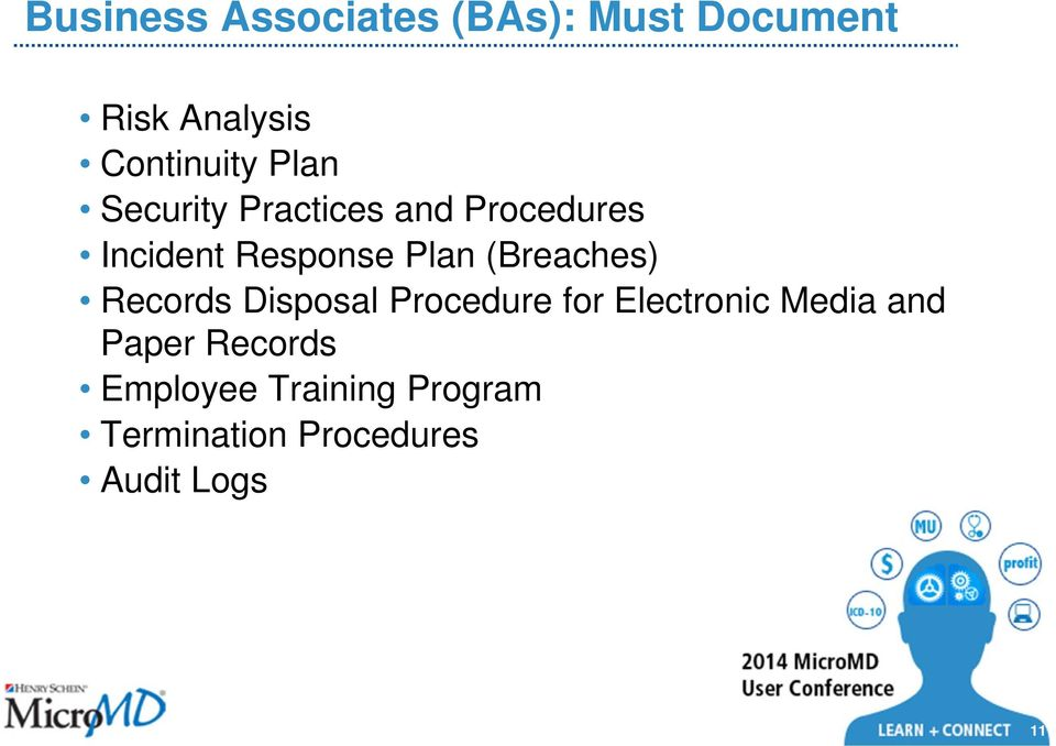 (Breaches) Records Disposal Procedure for Electronic Media and
