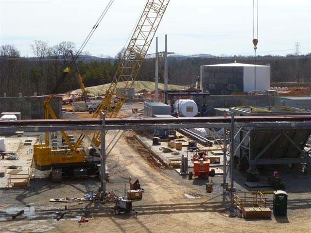 Major Construction Projects Nacogdoches Expected COD - 2012 Biomass plant: 100MW Full wrap EPC contract ~19% complete (on time and on
