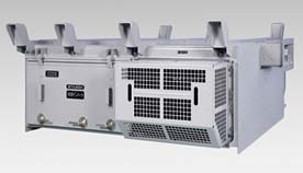 Review of Operations Energy and Electric Systems Net Sales Breakdown by Business Segment Next-generation SiC Inverter for Railcars Mitsubishi Electric has developed a traction inverter for railcars