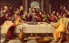 Holy Thursday Holy Thursday we celebrate the events of the Last Supper At the Last Supper
