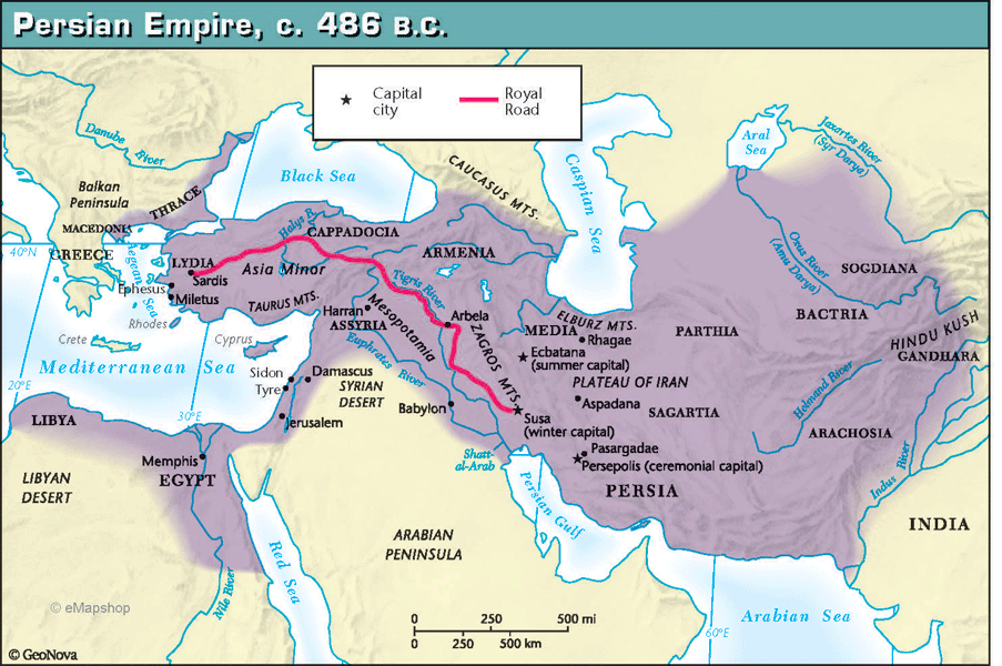 47. Empire: -Conquered Mesopotamia and created a massive empire -Unified system of laws -Advanced roads