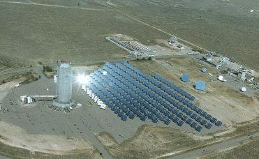 1. Introduction One promising method of solar power concentration is the heliostat array.