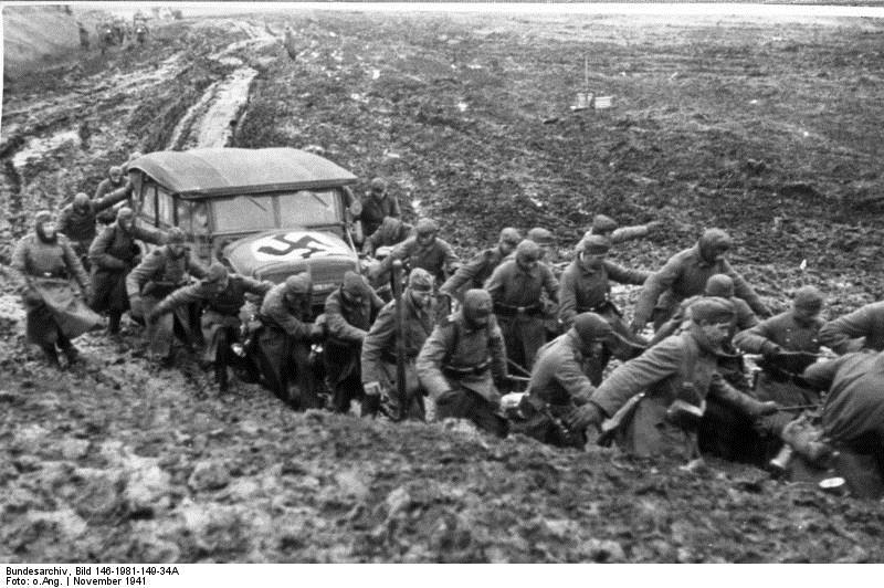 Europe at War (cont.) The German forces quickly captured two million Russian soldiers and swept through Ukraine.
