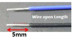 2) Wire Connection (Terminal Type) Insert the wire to the connector. Wire spec. : 0.5~0.