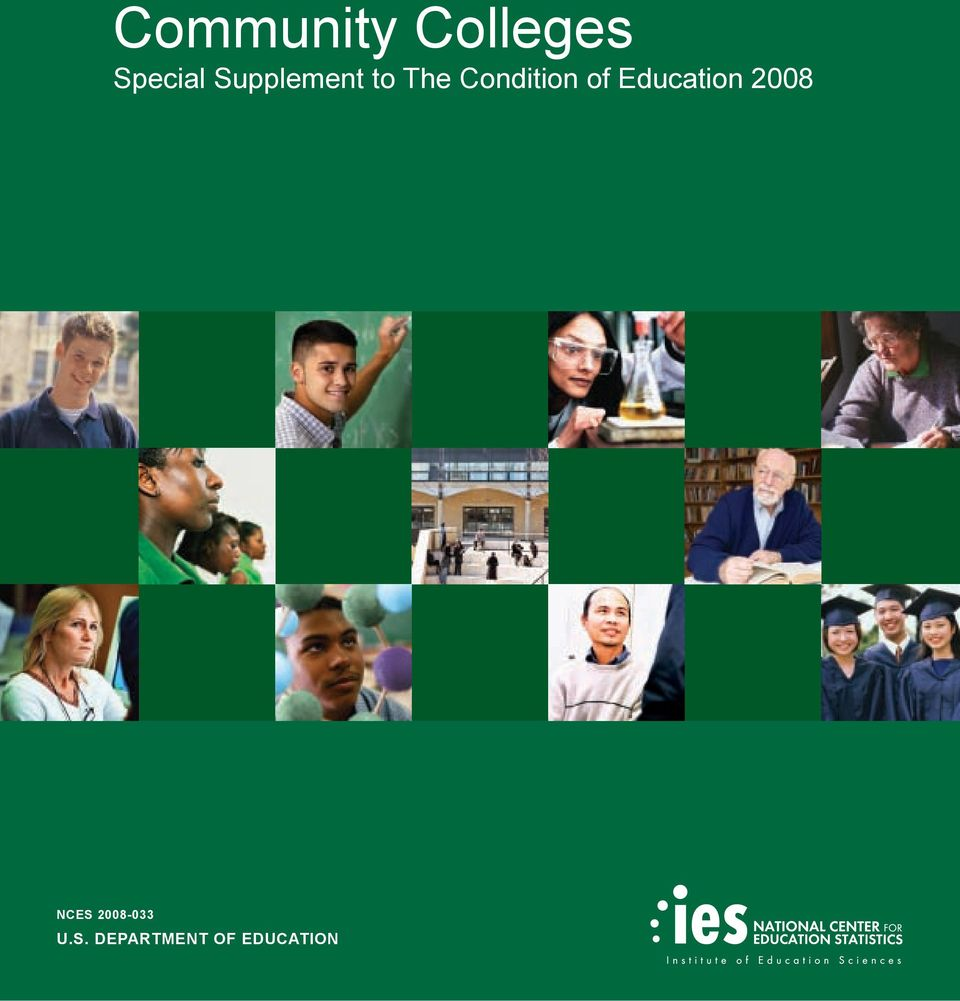 Education 2008 NCES
