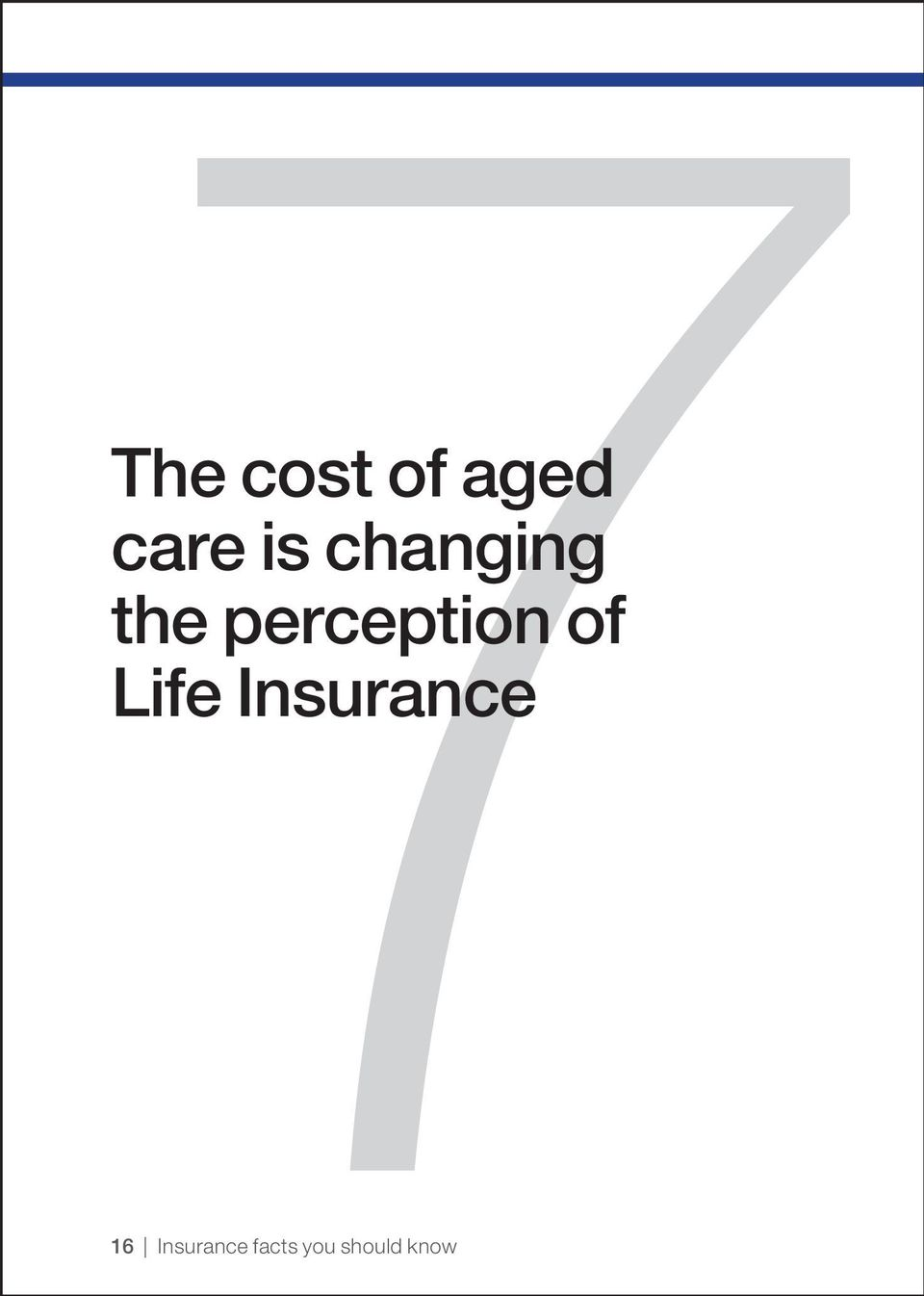 of Life Insurance 16