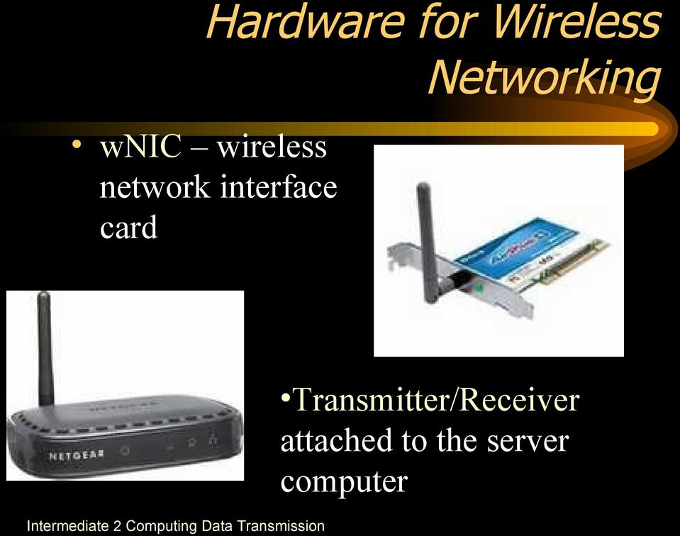 card Networking