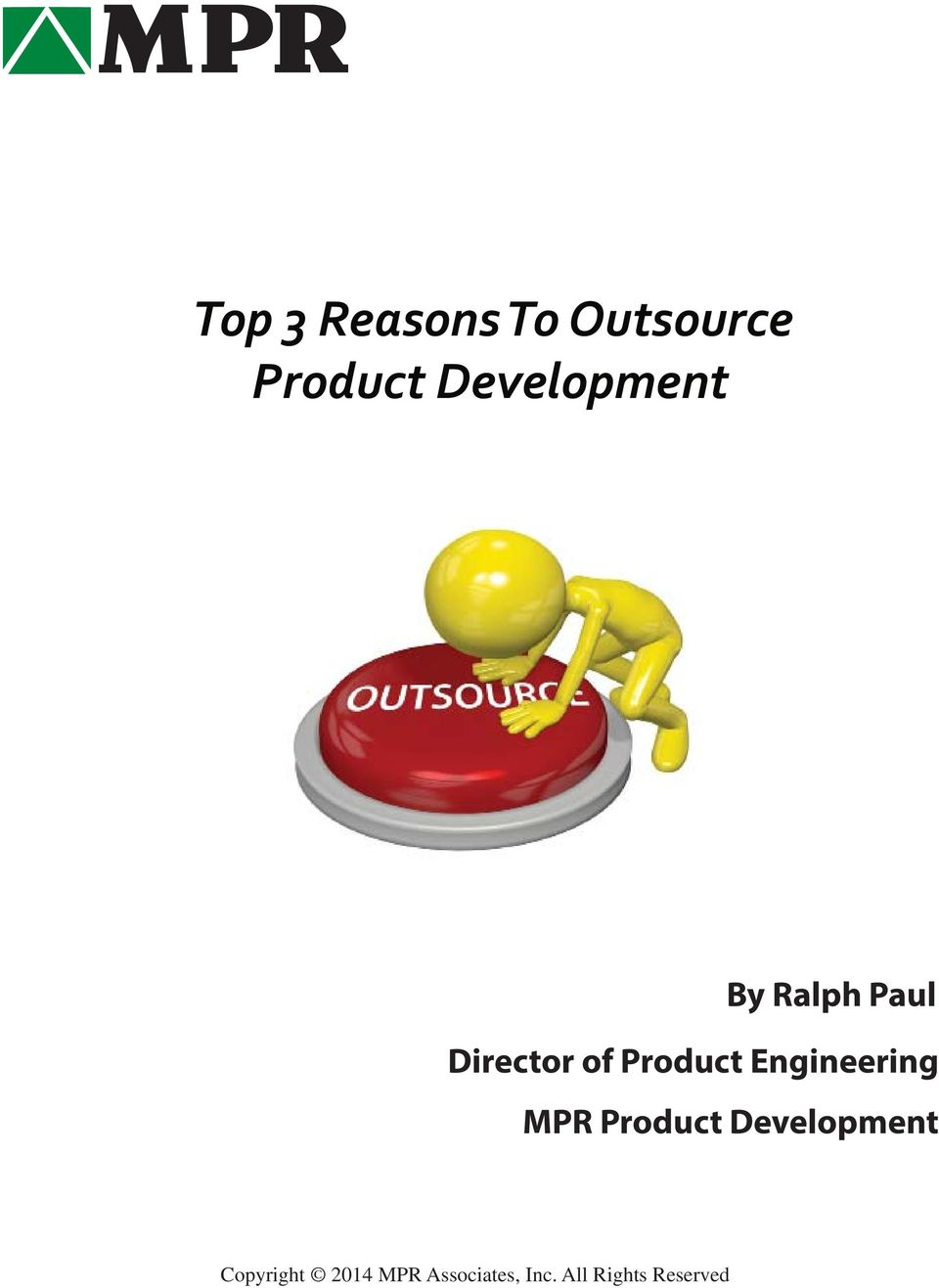 Product Engineering MPR Product